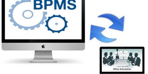 اتوماسیون اداری, نرم افزار BPMS, سیستم BPMS